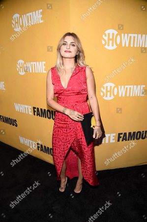 Editorial photo of SHOWTIME premiere of 'White Famous' at The Jeremy Hotel, Los Angeles, USA - 27 Sep 2017