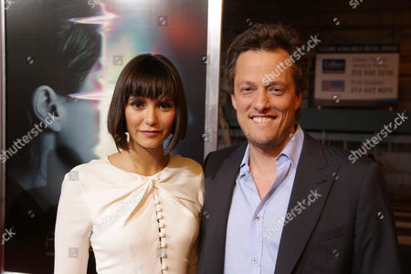 Nina Dobrev and Nathan Barr