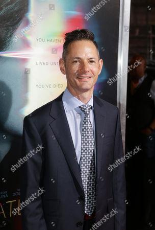 Stock Photo of Ben Ripley, Writer,