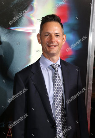 Stock Picture of Ben Ripley, Writer,