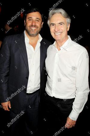 Jeff Schaffer and David Steinberg
