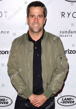 """Troy Garity arrives at the LA Premiere of """"Take Every Wave: The Life of Laird Hamilton"""" at the Arclight Hollywood, in Los Angeles"""