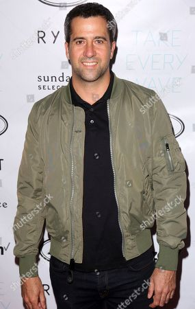 "Troy Garity arrives at the LA Premiere of ""Take Every Wave: The Life of Laird Hamilton"" at the Arclight Hollywood, in Los Angeles"