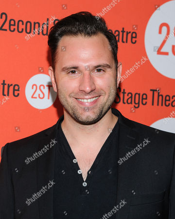 """Editorial photo of """"The Layover"""" Off-Broadway Opening Night, New York, USA"""