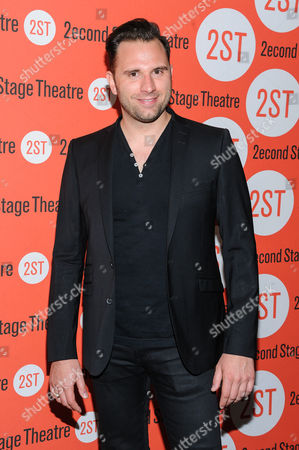 """Editorial picture of """"The Layover"""" Off-Broadway Opening Night, New York, USA"""