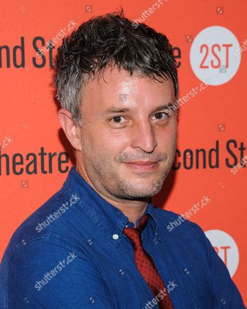 """Trip Cullman attends the Off-Broadway opening night of """"The Layover"""" at the Second Stage Theatre, in New York"""