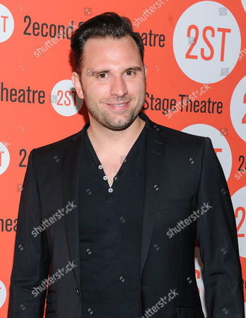 """Stock Image of Quincy Dunn-Baker attends the Off-Broadway opening night of """"The Layover"""" at the Second Stage Theatre, in New York"""
