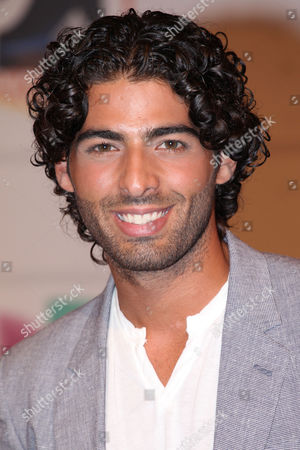 Stock Image of Jason Canela arrives during the 2013 Premios Juventud at the BankUnited Center at University of Miami on in Coral Gables, FL