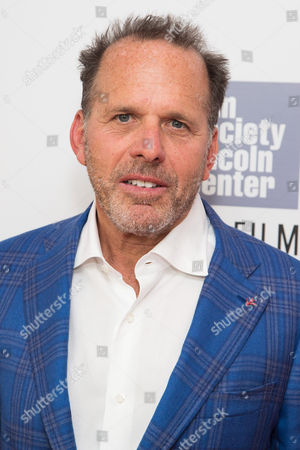 """Jack Rapke attends the New York Film Festival opening night gala premiere for """"The Walk"""" at Alice Tully Hall, in New York"""