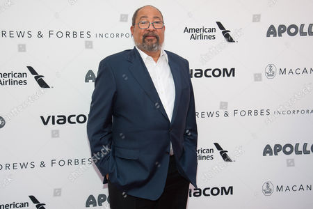 Richard Parsons attends the 2016 Apollo Theater Spring Gala, in New York