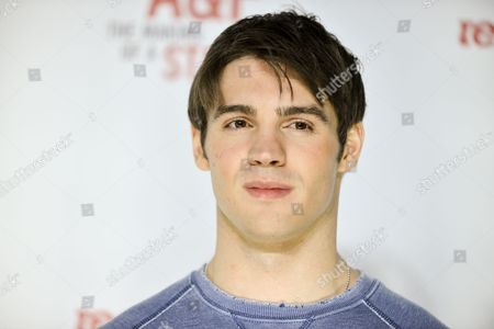 Steven R. McQueen arrives at the Abercrombie & Fitch The Making of a Star Spring Campaign Party on Saturday, Feb, 22, 2014 in Los Angeles