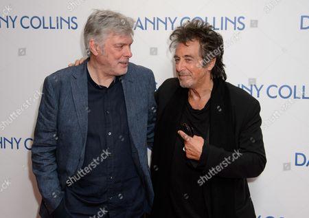 Editorial photo of Britain Danny Collins Premiere, London, United Kingdom