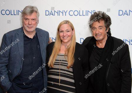 Editorial picture of Britain Danny Collins Premiere, London, United Kingdom
