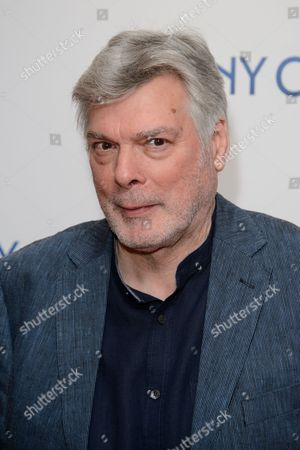 Stock Picture of Steve Tilston poses for photographers at the UK Premiere of Danny Collins at a central London cinema