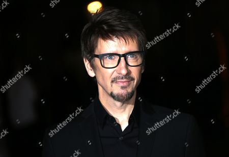 Director Scott Derrickson poses for photographers upon arrival at the launch event of the film 'Doctor Strange', at Westminster Abbey in London