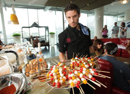 Hell's Kitchen star Brian Merel on in Chicago
