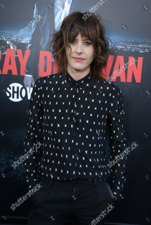 Kate Moennig pictured at SHOWTIME and Time Warner Cable's 'Ray Donovan' Season 2 premiere on Wednesday, July 9 at Regal Malibu Twin Theater in Malibu, Calif