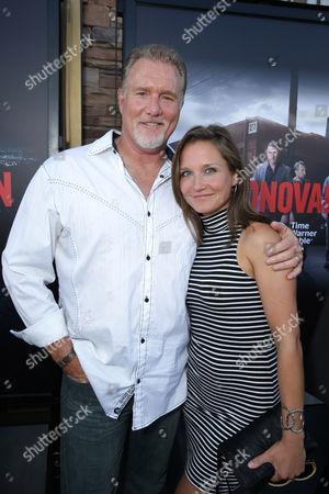 Editorial image of SHOWTIME and Time Warner Cableâ?™s 'Ray Donovan' Season 2 premiere, Malibu, USA
