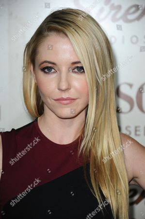 Madison Walls arrives at The Art of Elysium's 5th Annual Genesis at Siren Cube on in Los Angeles