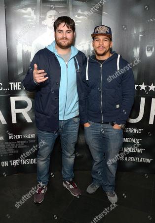 "Editorial image of UK Screening of ""Starred Up"", London, United Kingdom"