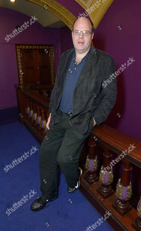 """Mark Lawson attends the special screening of """"12 Years a Slave"""" at The Cineworld, Haymarket on Sun, . in London, England"""