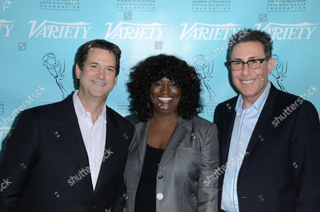 Editorial image of 2013 TV Summit Presented by Variety and the Television Academy - Green Room, Hollywood, USA