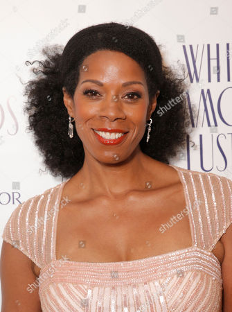 Kim Wayans attends Alfre Woodard's 2015 Oscar's Sistahs Soiree sponsored by White Diamond Lustre, Elizabeth Taylor and Piper-Heidseick. Event Design by AOO Events and transportation provided by Audi, at the Beverly Wilshire on in Los Angeles