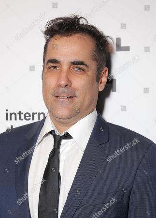 Stock Photo of Nick Urata attends the International Documentary Associationâ?™s 2014 IDA Documentary Awards at Paramount Studios on in Los Angeles