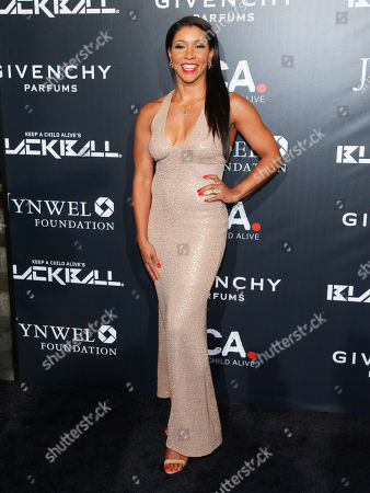 Jeanette Jenkins attends Keep a Child Alive's 2014 Black Ball at the Hammerstein Ballroom, in New York