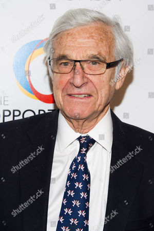 Stock Photo of Alan Patricof attends The Opportunity Network's seventh annual Night of Opportunity gala on in New York