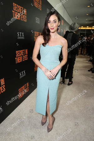 Lyndon Smith seen at STX Entertainment's 'Secret In Their Eyes' Premiere at Hammer Museum, in Los Angeles, CA