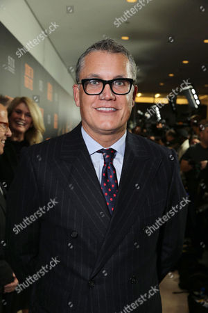 Stuart Ford, Founder & Chief Executive Officer of IM Global, seen at STX Entertainment's 'Secret In Their Eyes' Premiere at Hammer Museum, in Los Angeles, CA