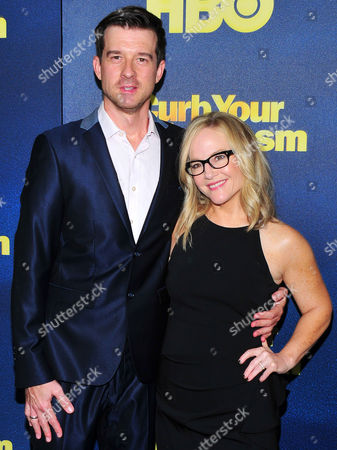 Editorial image of 'Curb Your Enthusiasm' TV show premiere, Arrivals, New York, USA - 27 Sep 2017