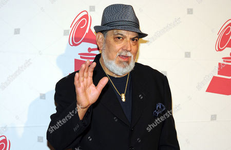 Honoree Poncho Sanchez attends the 2012 Latin Recording Academy Lifetime Achievement Awards at The Four Seasons Hotel, in Las Vegas