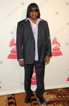 Honoree Milton Nascimento, a Brazilian singer-songwriter and guitarist, attends the 2012 Latin Recording Academy Lifetime Achievement Awards at The Four Seasons Hotel, in Las Vegas
