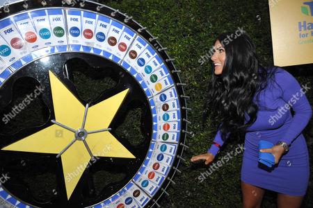 Editorial photo of 2013 FOX Fall Eco-Casino Party, Santa Monica, USA