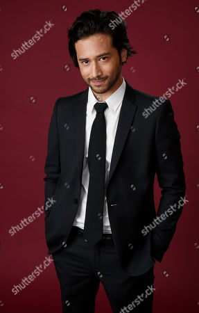 "Stock Picture of Jesse Rath, a cast member in The CW series ""No Tomorrow,"" poses for a portrait during the 2016 Television Critics Association Summer Press Tour at the Beverly Hilton, in Beverly Hills, Calif"