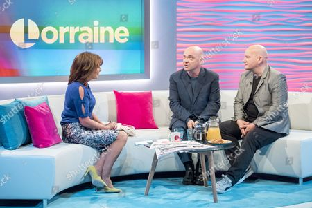 Lorraine Kelly, Pat and Greg Kane - Hue and Cry