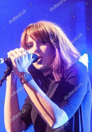 Editorial picture of iTunes Festival 2013, London, United Kingdom