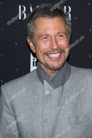 Jean-Paul Goude attends the Harper's BAZAAR ICONS event during Fashion Week on in New York