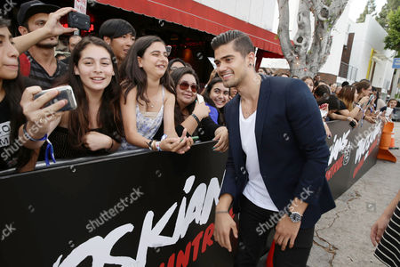 Rajiv Dhall attends the Los Angeles premiere of Awesomeness Film's JANOSKIANS: UNTOLD AND UNTRUE at Bruin Theatre, in Los Angeles, CA