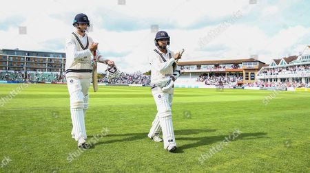 Editorial picture of Somerset v Middlesex, D4, Somerset, UK - 28th Sept 2017