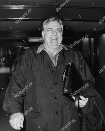 Actor Raymond Burr Arriving In Britain From Canada To Star In His First Stage Play For 47 Years. Box 736 708031721 A.jpg.