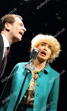'Stop Messing About' - Robin Sebastian ( Kenneth Williams ) Emma Atkins ( Joan Sims )
