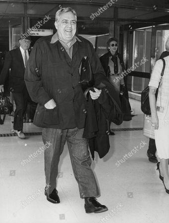 Raymond Burr Actor At London Heathrow Airport. Box 737 610031712 A.jpg.