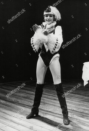 Stock Picture of Judy Buxton Actress In The R.s.c. Pantomime As The Principal Boy. Box 737 71003176 A.jpg.