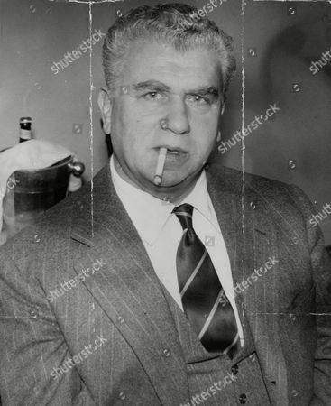 Stock Picture of Gino Cervi Italian Film Producer. Box 743 23103172 A.jpg.