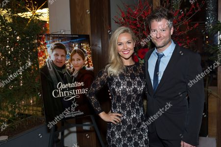 "Editorial picture of ""Operation Christmas"" LA Screening, Los Angeles, USA"