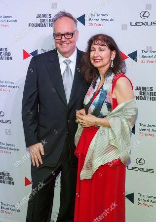 Editorial image of 2015 James Beard Awards, Chicago, USA