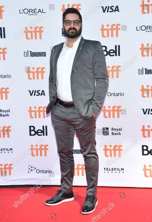Tim Pastore, president, original programming & production, National Geographic Channel, arrives at the Before the Flood premiere on day 2 of the Toronto International Film Festival at the Princess of Wales Theatre, in Toronto